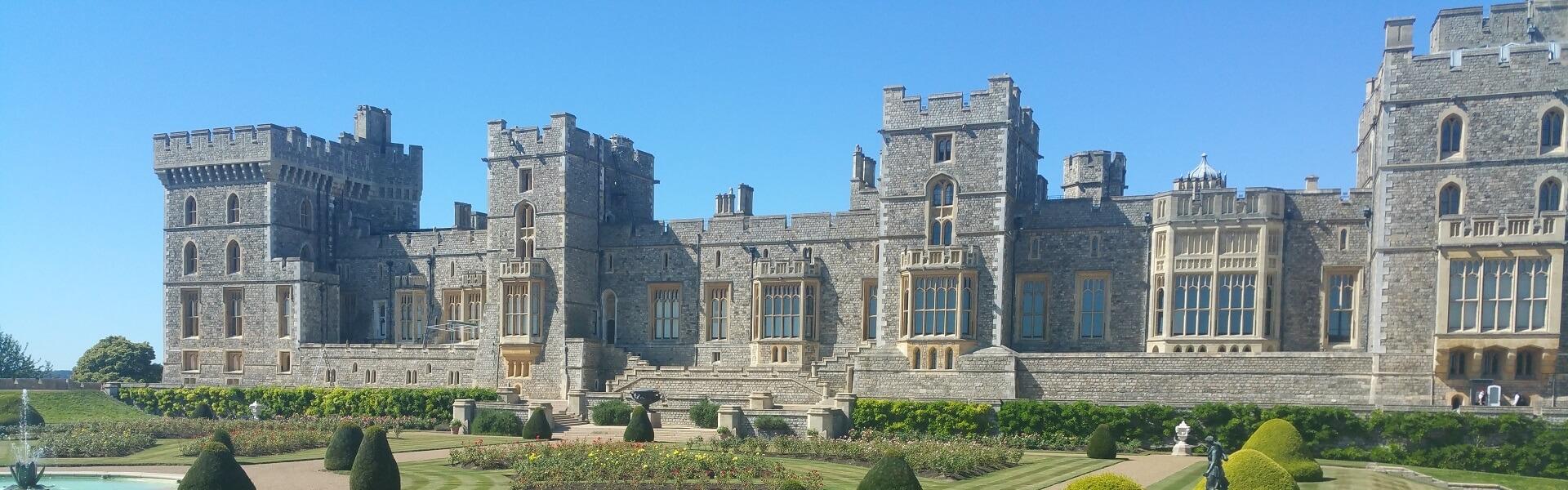 Windsorský hrad