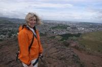 Edinburgh - Artušovo sedlo