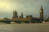 Pohodový Londýn