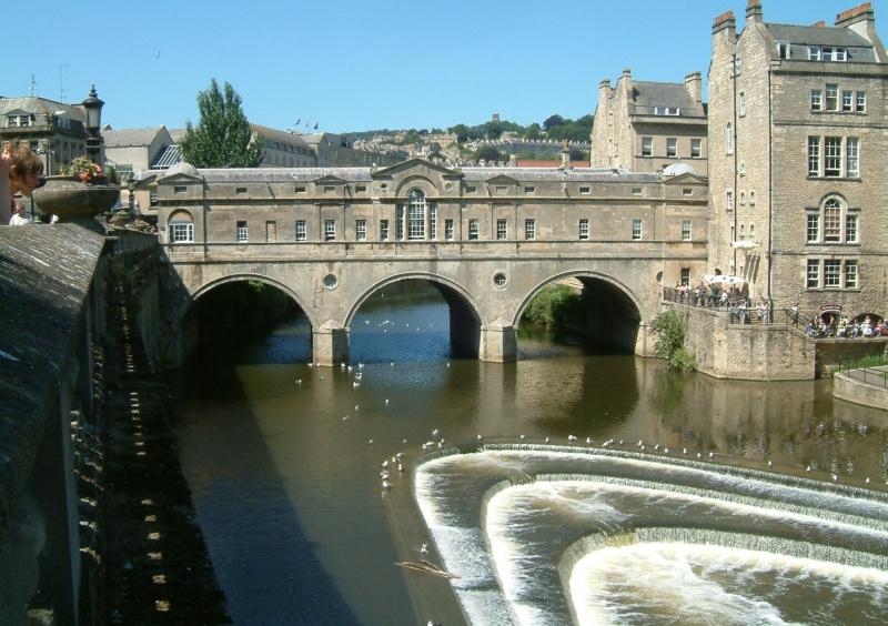 Bath a okolí s výukou anglického jazyka