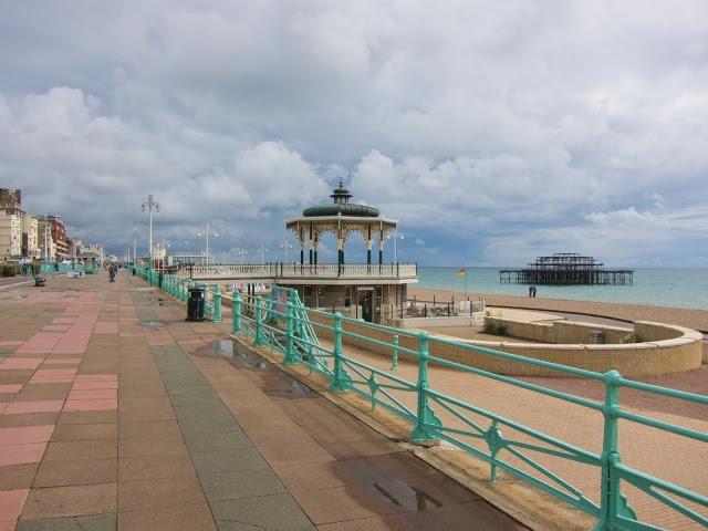 Londýn a Brighton s výukou