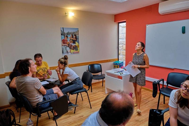 Individuální prázdninové kurzy anglického jazyka na Maltě