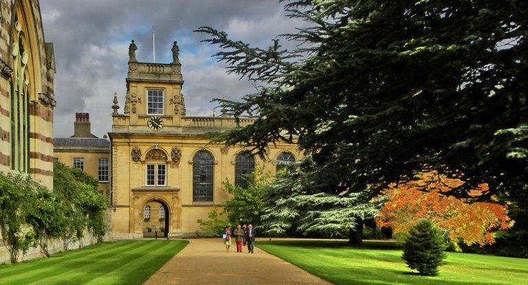 Po stopách Shakespeara a nejstarších univerzit
